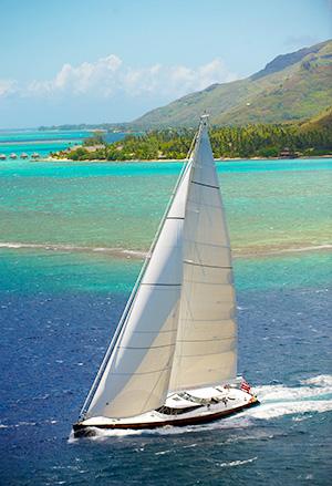 sailboat canvas work