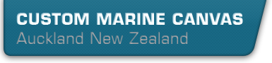 Custom Marine Canvas | New Zealand