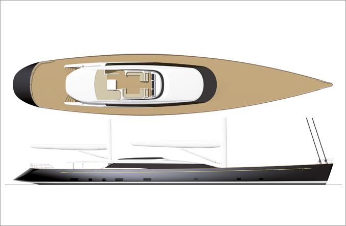 superyacht fitout design